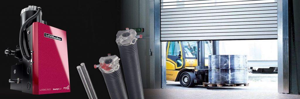 Commercial Garage Door Service Buda